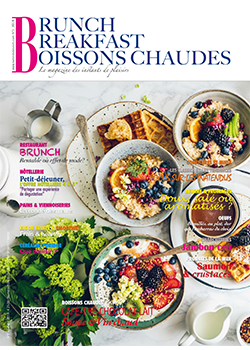 BRUNCH BREAKFAST BOISSONS CHAUDES